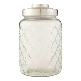 Storage jar Ø 16*25 cm (3.4L)