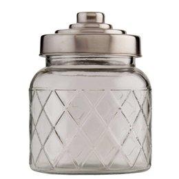 Storage jar Ø 10*15 cm / 0.6L