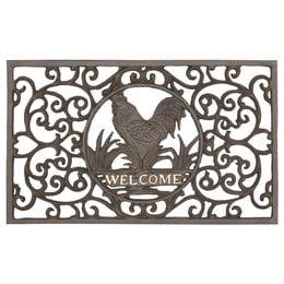 Clayre & Eef Door mat 68*41 cm