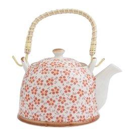 Clayre & Eef Teapot 17*14*12 cm / 0,7L