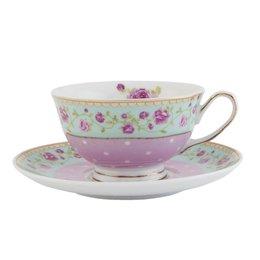 Clayre & Eef Cup and saucer