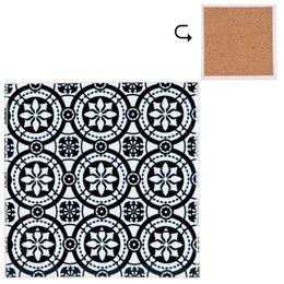Clayre & Eef Coaster 10*10 cm