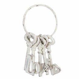 Clayre & Eef Keys 10*5*20 cm