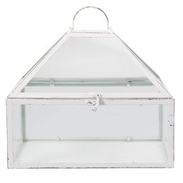 Clayre & Eef Greenhouse 30*15*30 cm