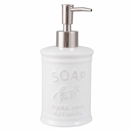 Clayre & Eef Soap dispenser Ø 8*18 cm