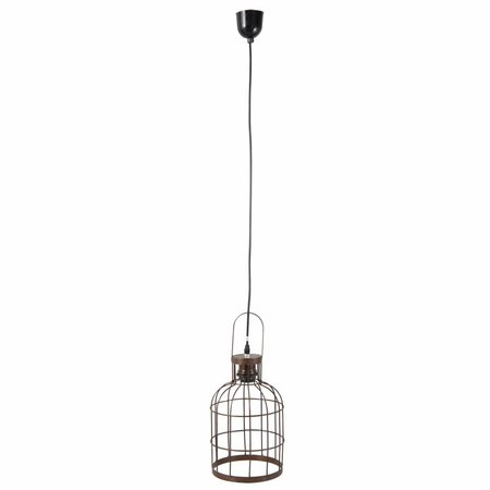 Clayre & Eef Pendant light Ø 19*43 cm / E27/max. 1x60Watt