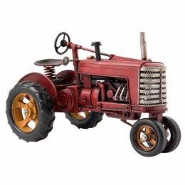 Clayre & Eef 6Y2447 Tractor