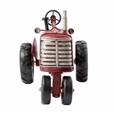 Clayre & Eef Model Tractor 27*15*18 cm