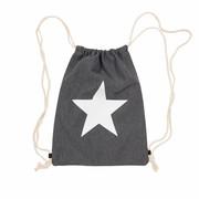 Clayre & Eef Backpack Big Star 30*40 cm
