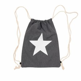 Clayre & Eef Backpack Big Star 30*40 cm