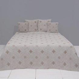Clayre & Eef Bedspread stonewashed 180*260