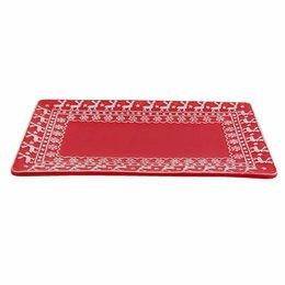 Clayre & Eef Platter 30*18*2 cm