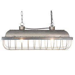 Clayre & Eef Pendant light 60*20*25 cm / E27/ Max. 2x40 Watt