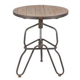 Clayre & Eef Table Ø 59*71/89 cm