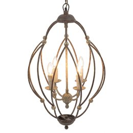 Clayre & Eef 5LMP223 Hanglamp