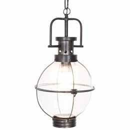 Clayre & Eef Pendant light Ø 28*50 cm