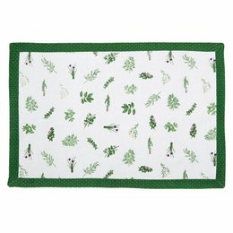 Clayre & Eef ROS40 Placemats (set 6)