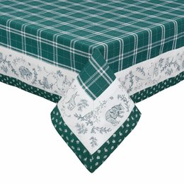 Clayre & Eef 150*250 Tablecloth