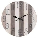 Clayre & Eef Clock Ø 71*5 cm / 1xAA