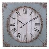 Clayre & Eef Clock Ø 61*7 cm / 1xAA