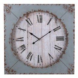 Clayre & Eef Clock 60*6*60 cm / 1xAA