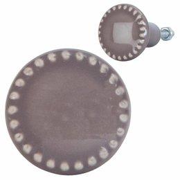 Clayre & Eef Doorknob Ø 3 cm