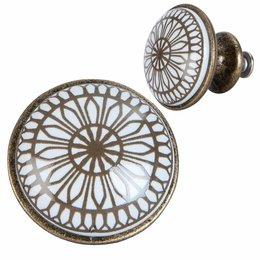 Clayre & Eef Doorknob Ø 2 cm