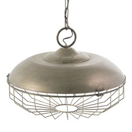 Clayre & Eef Pendant light industrial Ø 52*37 cm / E27 / Max. 1x40 Watt