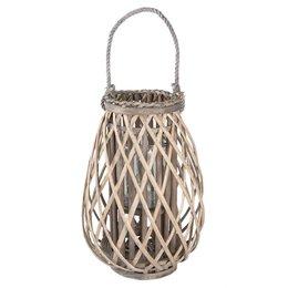 Clayre & Eef Lantern Ø 27*40 cm