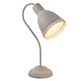 Clayre & Eef 6LMP554G Bureaulamp