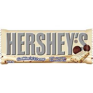 Hersheys Chocolate bar Cookies 'n' Creme 43 gram