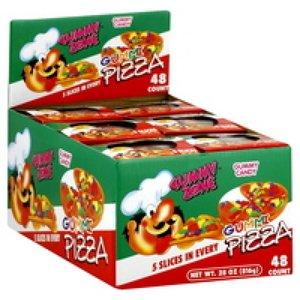 Pizza winegums Voordeelpak 48 stuks