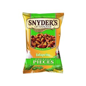 Snyders of Hanover Pretzel Pieces Jalapeño 125 gram