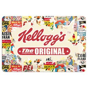 Nostalgic Art Tin Sign Kellogg's The Original 30x20