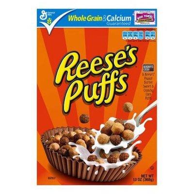 Reeses Puffs Cereals USA 368 gram