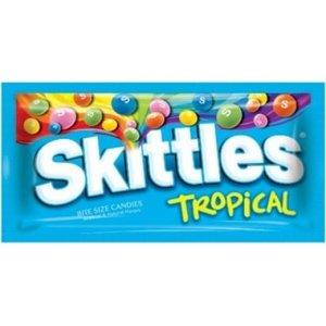 Skittles Tropical 61 gram USA import