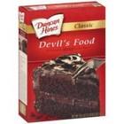 Duncan Hines Devil's Food Cake Mix