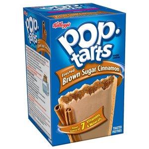 Kelloggs Pop Tarts Brown Sugar Cinnamon