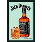 Bedrukte spiegel Jack Daniels Bottle