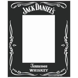Spiegel Fotolijst Jack Daniels (rand)