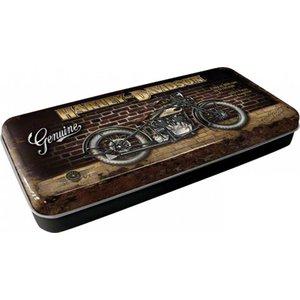 Nostalgic Art Pennendoos Harley Davidson