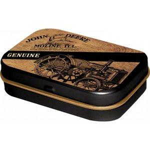 Nostalgic Art Pillendoosje John Deere Genuine Moline, Ill.