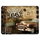 Nostalgic Art Tin Sign Route 66 20x15
