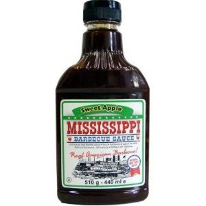 Mississippi Barbecue Sauce Sweet Apple