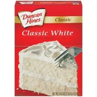 Duncan Hines Classic White Cake Mix