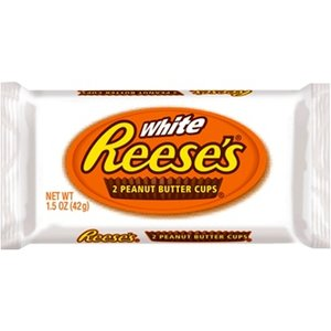 Reeses Peanut Butter Cups White Chocolate