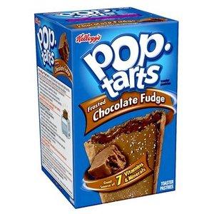 Kelloggs Pop Tarts Chocolate Fudge Frosted