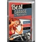 Nostalgic Art Metalen aansteker Best Garage Red