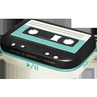 Nostalgic Art Pillendoosje Retro Cassette Tape