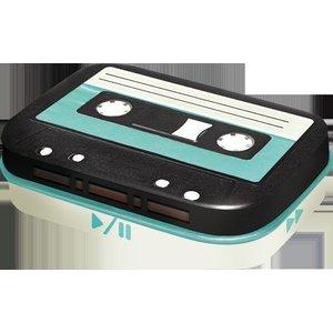 Nostalgic Art Pillendoosje Retro Cassette Tape